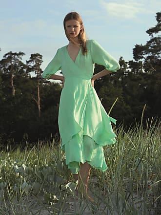 Grön Klänningar: Köp upp till −81% | Stylight