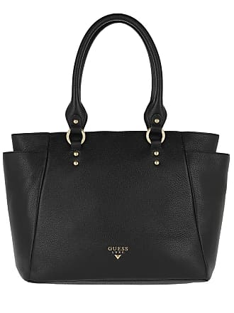 577fe2aca905e Guess Bonnie Carryall Black Shopper schwarz