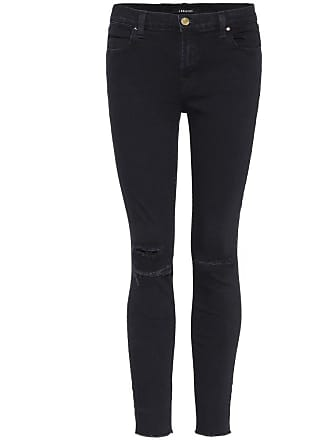 J Brand Ankle mid-rise jeans