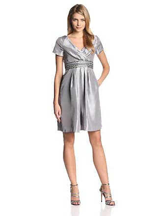 653ff56f19c JS Boutique Womens Cap Sleeve Dress with Beaded Waist