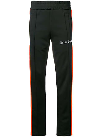 Palm Angels jersey track pants - Black