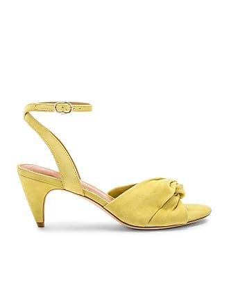 Joie Mallison Heel in Yellow