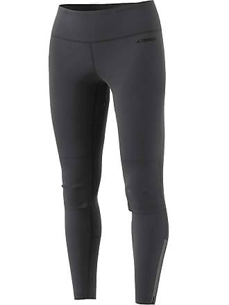 8f37ff73a05b7 adidas Womens Agravic Trail Running Tight - Large - Carbon