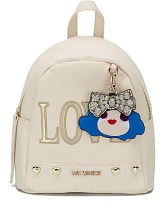 Love Moschino blush pink Love backpack - Neutro