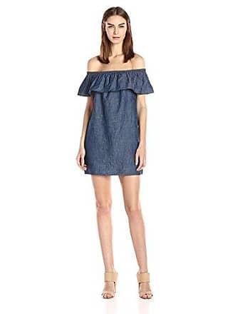Joie Womens Nilima Dress, Dark Indigo, M