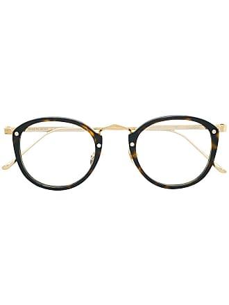 9535804bef9 Cartier Armação de óculos arredondada - Marrom