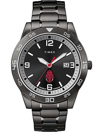 Timex Timex Watch Mens Acclaim Arkansas Razorbacks Black Item TwzuarkMMyz