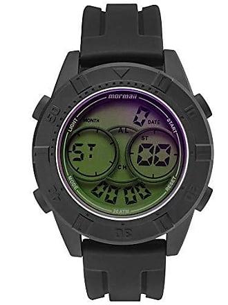 Mormaii Relógio Masculino Mormaii Action MO1608A/8P Preto