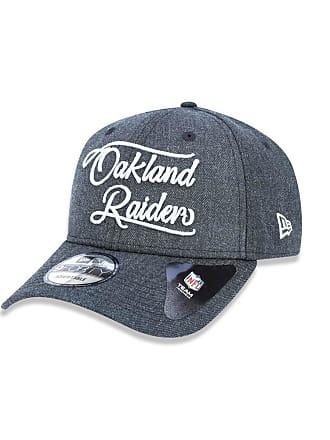 New Era Boné 940 Oakland Raiders NFL Aba Curva Snapback New Era - Masculino 69a05d3017c7d