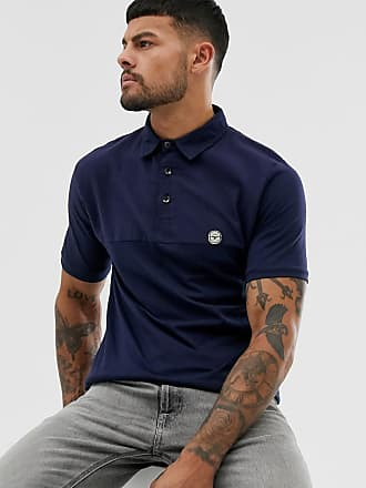 Le Breve Polo slim-Navy