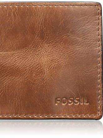 Fossil Herren Derrick Geldbörse, 2.5x9.5x11.4 cm