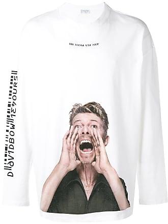 Ih Nom Uh Nit Moletom Bowie Scream - Branco