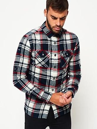 Chemises À Carreaux   Achetez 400 marques jusqu à −60%   Stylight a9ac5f4b5c68