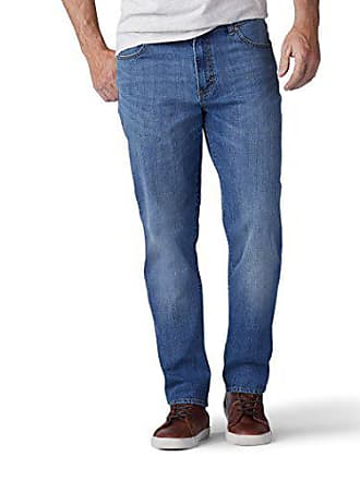 Lee Mens Modern Series Regular Fit Tapered Leg Jean, Kace, 30W x 34L