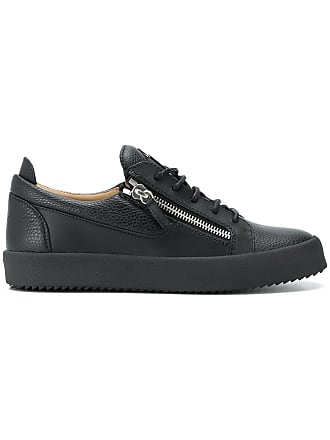 2ff0b56a990a9 Giuseppe Zanotti®: Black Low Top Sneakers now up to −35% | Stylight