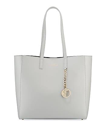 Versace Collection Logo Saffiano Tote Bag