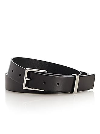 HUGO BOSS Minimalist square buckle belt