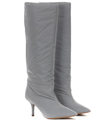 d50ee2d5d Yeezy by Kanye West Reflective knee-high boots (SEASON 8)