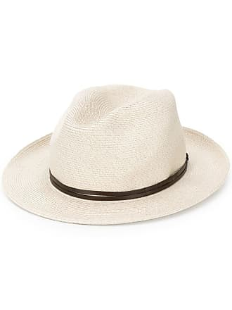 9a0c806a910 MC2 Saint Barth Panama style hat - Neutrals