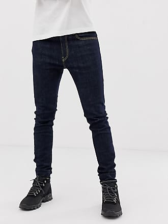ed5e7c5a Diesel D-Amny super skinny fit jeans in 089AC dark wash - Blue