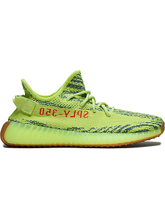 a51009f96 adidas adidas x Yeezy Boost 350 V2 Semi Frozen Yellow - Green