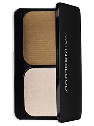 Youngblood Mineral Cosmetics Pressed Mineral Foundation, Coffee, 8 Gram