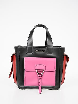 Miu Miu Leather Tote Bag size Unica faafd5673914c