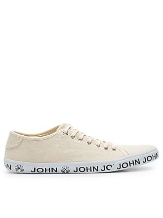John John TÊNIS MASCULINO HEAVEN CRU - BEGE