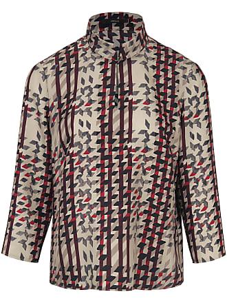 Windsor Blus i 100 % silke från Windsor mångfärgad 55901f660e694