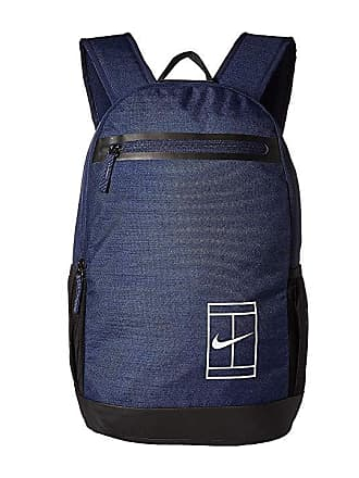 fb0ba8a729 Nike Court Tennis Backpack (Midnight Navy Black White) Backpack Bags