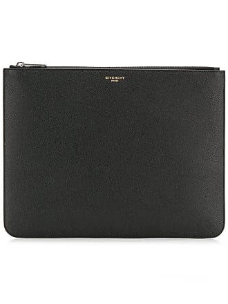 Givenchy textured zipped pouch - Black. In high demand ad3c425df5799