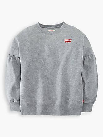 Levi's Teenager Balloon Sleeve Crew Gris / Light Gray Heather