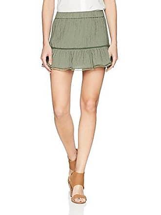 Ramy Brook Womens Meadow Skirt, sage Medium