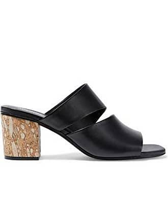 Opening Ceremony Opening Ceremony Woman Leather Mules Black Size 39