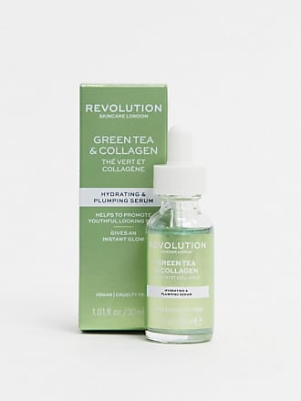 Revolution Skincare Green Tea & Collagen Serum-No Colour