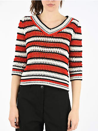 Ermanno Scervino Boat Neck hand-knitted Sweater size 40