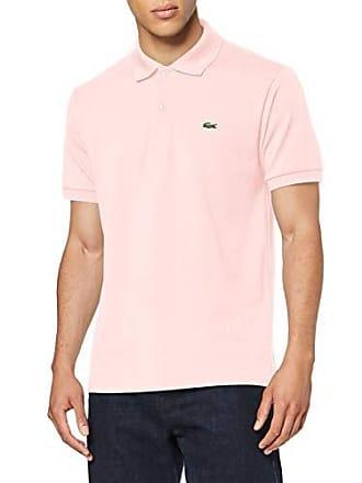 feb4cf82e4f4 Lacoste L1212, T-Shirt Polo, Uomo, Rosa (Flamant T03),