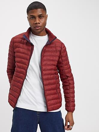 Timberland axis peak jacket-Red