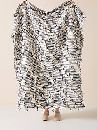 Anthropologie Textured Jorja Throw Blanket