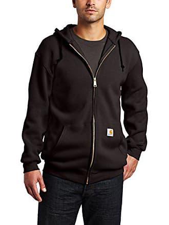 b4084feccfe52 Carhartt Work in Progress K122 Sweatshirt à capuche avec fermeture Éclair  avant, ...