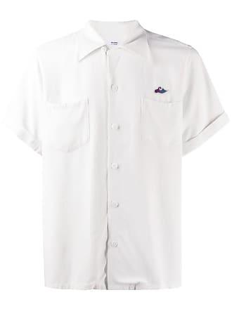 Visvim Peerless embroidered shirt - Branco