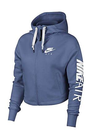 72008c1ce74c2 Nike FELPA FULL ZIP CON CAPPUCCIO AIR DONNA