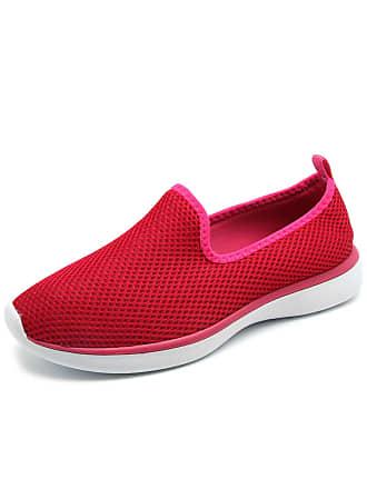 Bouts Tênis Bouts Textil Vermelho