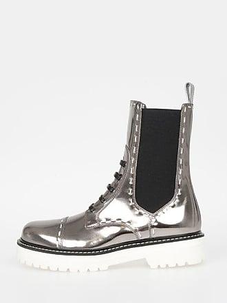 Dolce   Gabbana Stivale SAN PIETRO HUMMER in Pelle taglia ... 6ce8a30d155