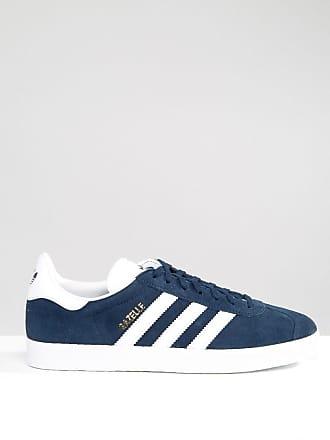 adidas Originals Gazelle - Marineblaue Sneaker-Navy