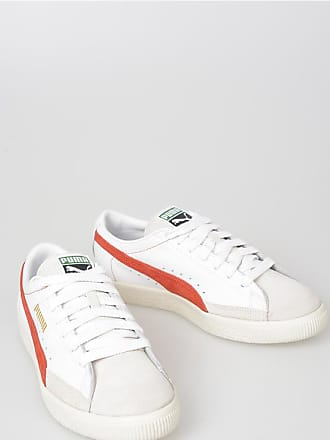 brand new 59e8e ba813 Puma Leather BASKET 90680 Sneakers size 8,5