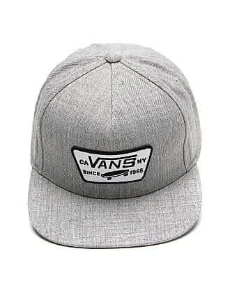 Vans Boné Vans Full Patch Snapback Cinza 851625dd847