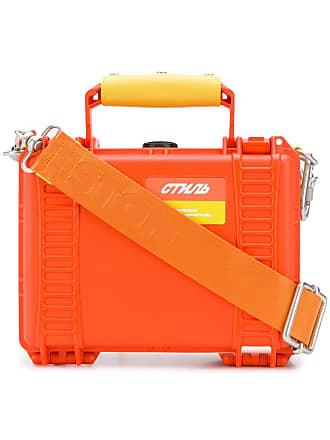 HPC Trading Co. Bolsa tiracolo Tool Box - Laranja