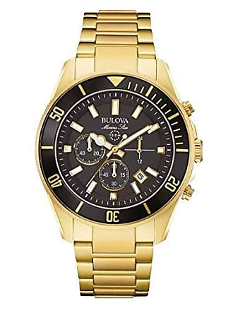 Bulova Relógio Masculino Bulova Analógico WB31774U - Dourado