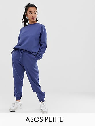 Asos Petite ASOS DESIGN Petite - Survêtement ultime - Sweat-shirt et  pantalon de jogging c2b54aba239